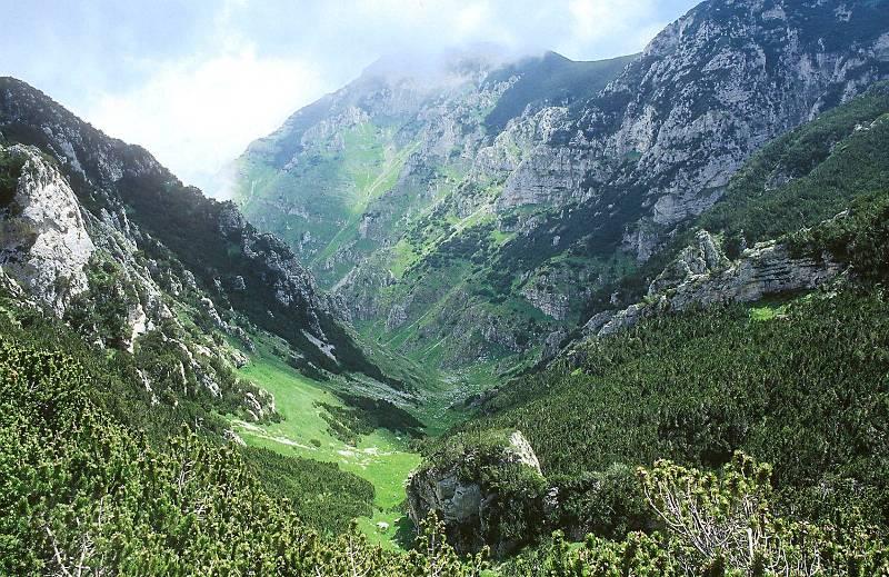 tour natura Fara San Martino
